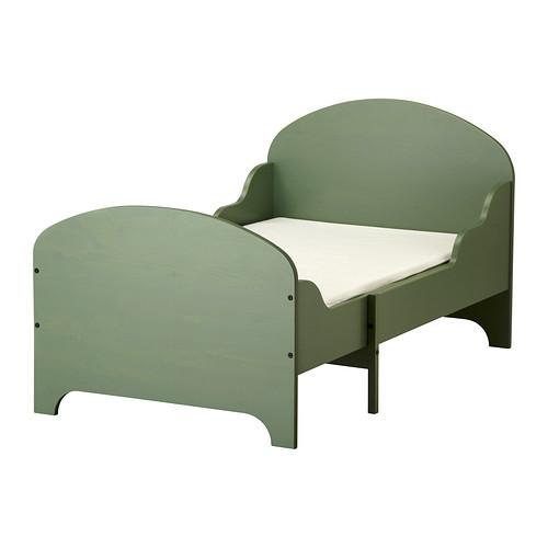 Un lit de presque grand pour Mini - Lulu et sa Tribu