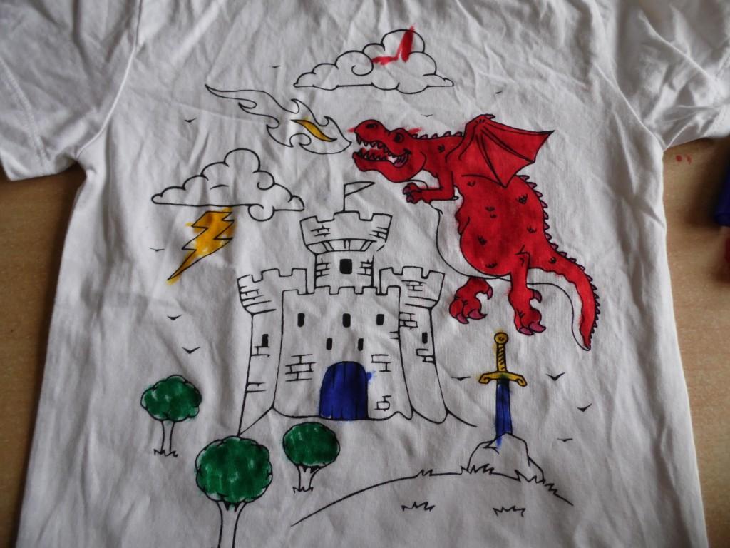 t-shirt gemo